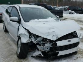 Salvage Ford Focus
